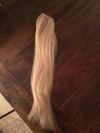 Hair extension piece