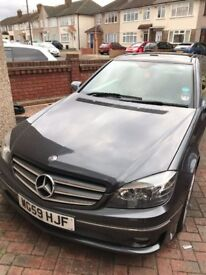 Mercedes CLC180 - LOW MILAGE & GOOD CONDITION