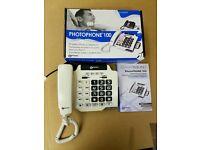 Photophone 100 phone