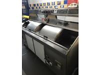 Comercial Chip shop range