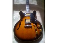 1981 Ibanez AS -50 Electric Guitar for sale in Bournemouth Dorset