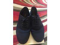 Zara Blue casual shoes