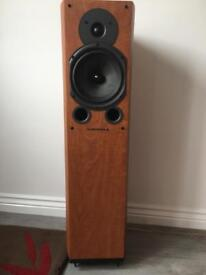 Home Cinema speakers, set of 5, perfect condition