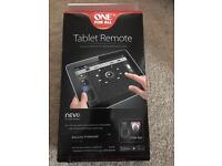 Universal Remote Control Tablet