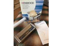 Various attachments for kenwood chef/major mixer,pasta maker,grinder, mincer,slicer,juicer,colander