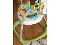 Fisher-Price CHN38 Rainforest jumperoo