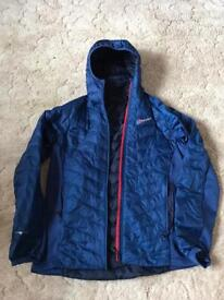 Berghaus hybrid jacket/coat