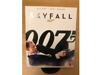 James Bond - Skyfall Blu-Ray, DVD & Digital
