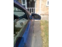 Small car cheap to run need set of brake shoes and wing mirror for next mot lovely car mot 16 july