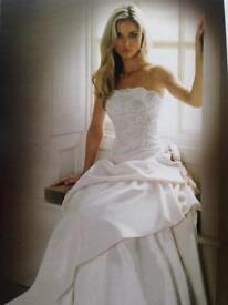 New Ronald Joyce wedding dress size 12