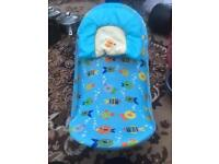 Summer Infant baby bath support seat