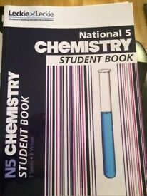 National 5 Chemistry Book