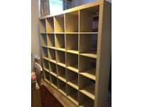 Extra large bookcase/ storage shelf