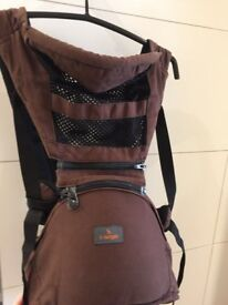 ~~## i-Angel Baby/Toddler carrier ##~~ **Reduced for Bank holiday weekend only**