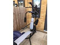 York fitness home gym multi gym
