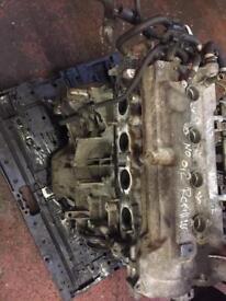 Nissan micra/note 1.6 16v petrol 2006-2010 engine