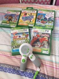 Leap Tv & Games