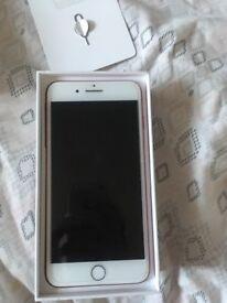 iPhone 7 Plus in Apple red - 128 GB