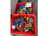 Toy bundle /Burger King/kfc etc retro