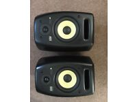 KRK VXT 6 Active Studio Monitor - couple - speakers