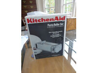 KitchenAid Pasta Roller Set for KitchenAid Household Stand Mixers - unused