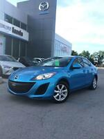 2011 Mazda MAZDA3 GX- ONE OWNER-AUTO ALLOYS