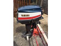 Yamaha 25HP Outboard engine