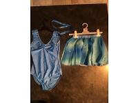 Two piece costume