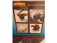 Halfords Car Polisher. Brand New in box. Unused.