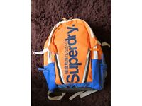 Superdry backpack £30 *hardly used (£50 brand new)