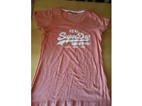 Ladies Superdry T Shirt