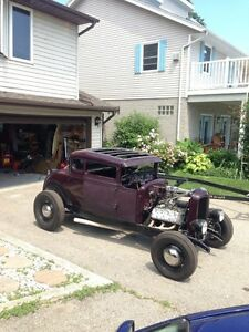 1930 Ford Coupe Body