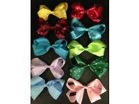 "Boutique 5"" Hair bows"