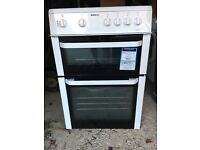 Beko Double Oven electric cooker. Excellent condition.