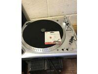 NUMARK TTUSB1 DJ Turntable Deck Vinyl Record Player with USB