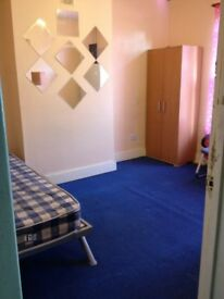 A big double room for single occupancy (quite house)