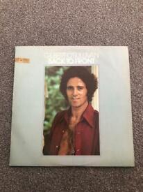 Gilbert O'Sullivan Back to Front Vinyl LP