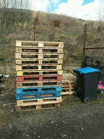 Pallets fire wood garden furniture project