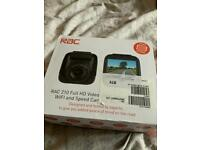 RAC 210 dash cam / speed camera detector
