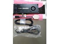 DELL #0J4F85 QUADRO K4200 | 1344 CUDA CORES GPU | 4GB DDR5 | PROFESSIONAL GRAPHICS CARD