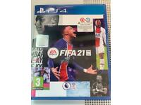 Fifa 21 PS4 / ps5 game