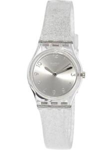 Swatch Silver Glistar Too Women's Watch LK343LK343LK343