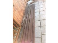 Free Used Timber Job Lot Of Sturdy Wood 2x4 Ect Over 50 Lenghts, Decking Frame