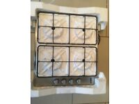 Zanussi electric cooker gas hob