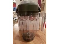 Brand new in the box Vitamix wet blade container