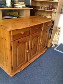 Country Pine Sideboard