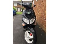 Peugeot speed fight 2 50cc 50 mot until November