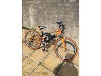 Boys / Teenager Orange Bike