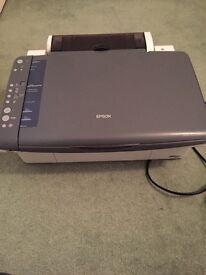 Epsom DX 4200 Printer