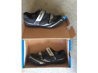 Shimano MD64 bike shoes